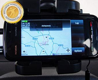 Maior tempo de uso ininterrupto de GPS em um único equipamento