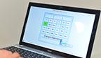 Primeiro software para prática da linguagem musical