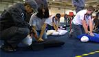 Maior treinamento em ressuscitação cardiopulmonar