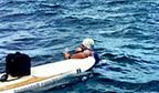 Maior travessia a nado em mar aberto