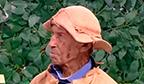 Vaqueiro mais idoso do Brasil
