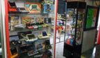 Maior coleção de games portáteis