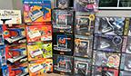 Maior coleção de consoles de videogames Tectoy