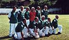 Primeiro time de futebol amador formado por irmãos