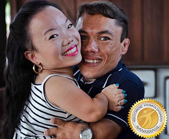 Menor casal do Brasil