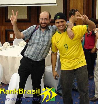 Maior mnemonista de cartas de baralho do Brasil