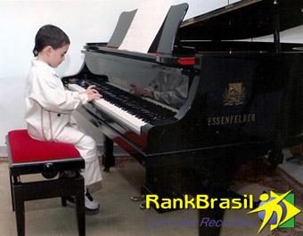 Mais jovem compositor de partituras para piano