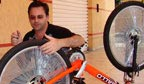 Bicicleta com maior número de raios