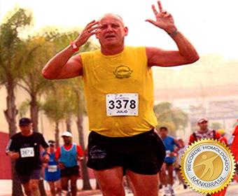 Atleta brasileiro a conquistar maior número de medalhas para uma cidade