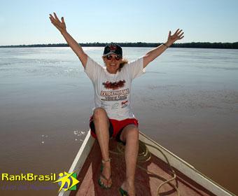 Maior expedição na Amazônia realizada por uma mulher