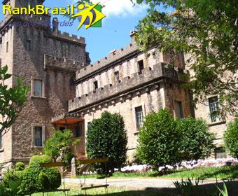 Castelo mais antigo do Brasil