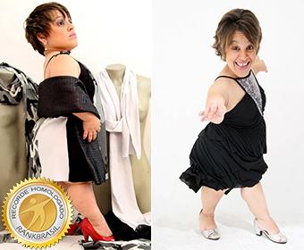 Menor atriz do Brasil