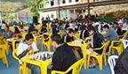 Maior campeonato de xadrez em comunidade agrícola