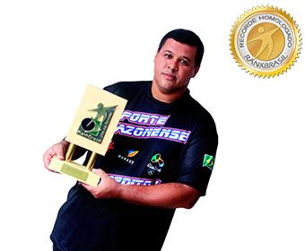 Maior projetista esportivo do Brasil