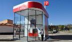 Primeira cabina gigante de autoatendimento bancário