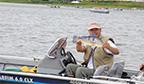 Maior torneio de pesca esportiva em barco motorizado