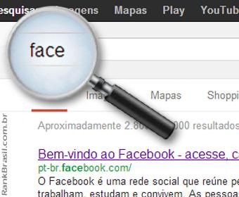 'Face' é o termo mais procurado pelos brasileiros em 2012 no Google