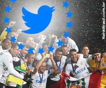 Final do Mundial de Clubes é o evento mais tuitado de 2012 no Brasil