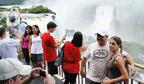 Parque Nacional do Iguaçu bate recorde de visitas em 2012