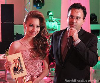 RankBrasil homenageia recordista número 1 em festa de 15 anos