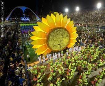 Unidos da Vila Isabel é a grande campeã do Carnaval do Rio de Janeiro