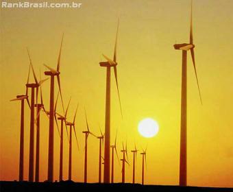Brasil está entre os países com maior potencial em energia eólica