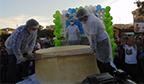 Ipanema promete recorde de maior queijo pelo quarto ano consecutivo
