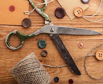 CURIOSIDADE - As tesouras existem há mais de 3,5 mil anos