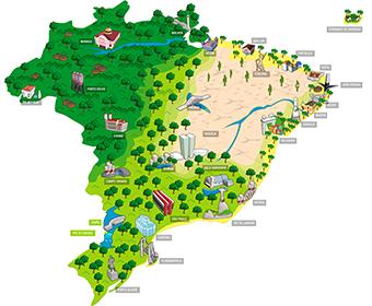 CURIOSIDADE – Brasil possui 5.570 municípios