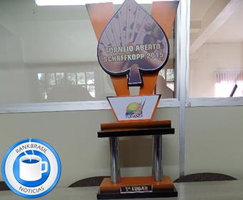 Torneio de Schoff Kopp de Tupandi (RS) promete ser o maior do país