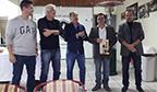 Botafogo recebe troféu do RankBrasil por recorde de 24h de padel
