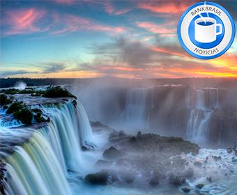 Cataratas do Iguaçu serão palco de selfies para tentativa de recorde