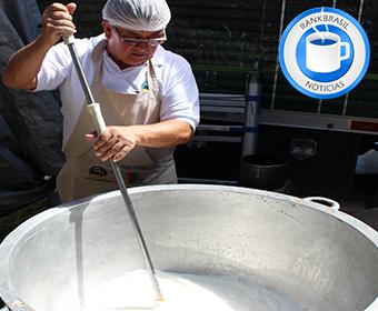 Fenasul será palco da tentativa de superação do Maior arroz de leite