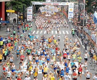 Mais tradicional corrida de rua do Brasil terá 25 mil participantes em 2011