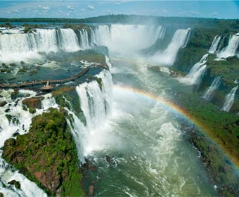 Google celebra descoberta das Cataratas do Iguaçu, RankBrasil ...