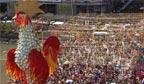 Um dos maiores blocos do Brasil, Galo da Madrugada é atração no Carnaval 2012