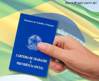 Brasil é um dos maiores criadores de empregos do mundo