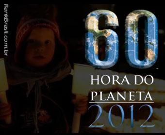 'Hora do Planeta': apague suas luzes das 20h30 às 21h30