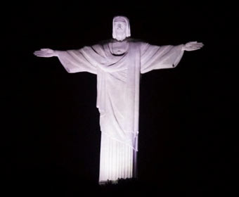 Brasil fica no escuro e bate recorde na 'Hora do Planeta'