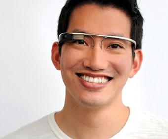 Visão do futuro: Google apresenta óculos com acesso à internet