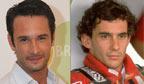 Rodrigo Santoro pode interpretar Ayrton Senna, ídolo da Fórmula 1
