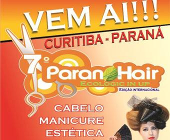 Cabeleireiro pretende superar recorde no Paraná Hair
