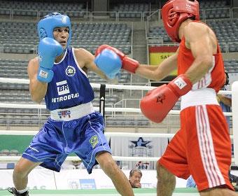Boxe brasileiro terá número recorde nas Olimpíadas de Londres