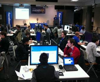 Facebook promove maratona para estimular a cultura hacker no Brasil