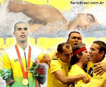 Brasil terá uma das maiores equipes nas Paralimpíadas 2012