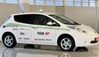 Taxi elétrico pode rodar 160 km com uma única carga