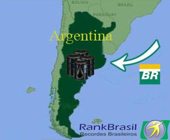 Petrobras descobre petróleo na Argentina