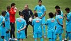 Seleção brasileira vai a Londres em busca de ouro inédito