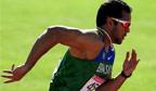 Bruno Barros é o mais rápido do Brasil nos 200m rasos