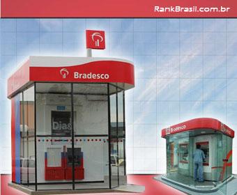 Bradesco cria maior cabina de autoatendimento funcional do Brasil
